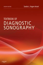 Textbook of Diagnostic Sonography - E-Book by Sandra L. Hagen-Ansert
