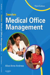 Saunders Medical Office Management by Alice Anne Andress