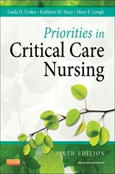 Priorities in Critical Care Nursing by Linda D. Urden