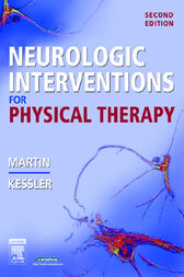 Neurologic Interventions for Physical Therapy by Suzanne Tink Martin