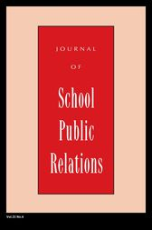 Jspr Vol 33-N4 by Journal of School Public Relations
