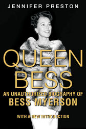 Queen Bess by Jennifer Preston