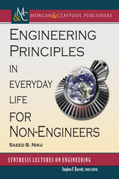 Engineering Principles in Everyday Life for Non-Engineers by Saeed Benjamin Niku