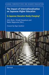The Impact of Internationalization on Japanese Higher Education by John Mock