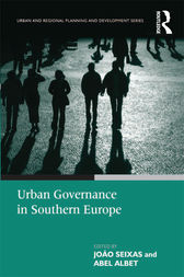 Urban Governance in Southern Europe by Abel Albet
