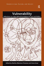 Vulnerability by Martha Albertson Fineman