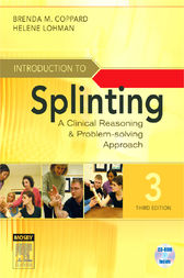 Introduction to Splinting by Brenda M. Coppard
