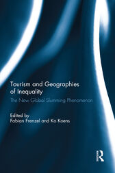 Tourism and Geographies of Inequality by Fabian Frenzel