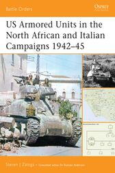 US Armored Units in the North African and Italian Campaigns 1942–45