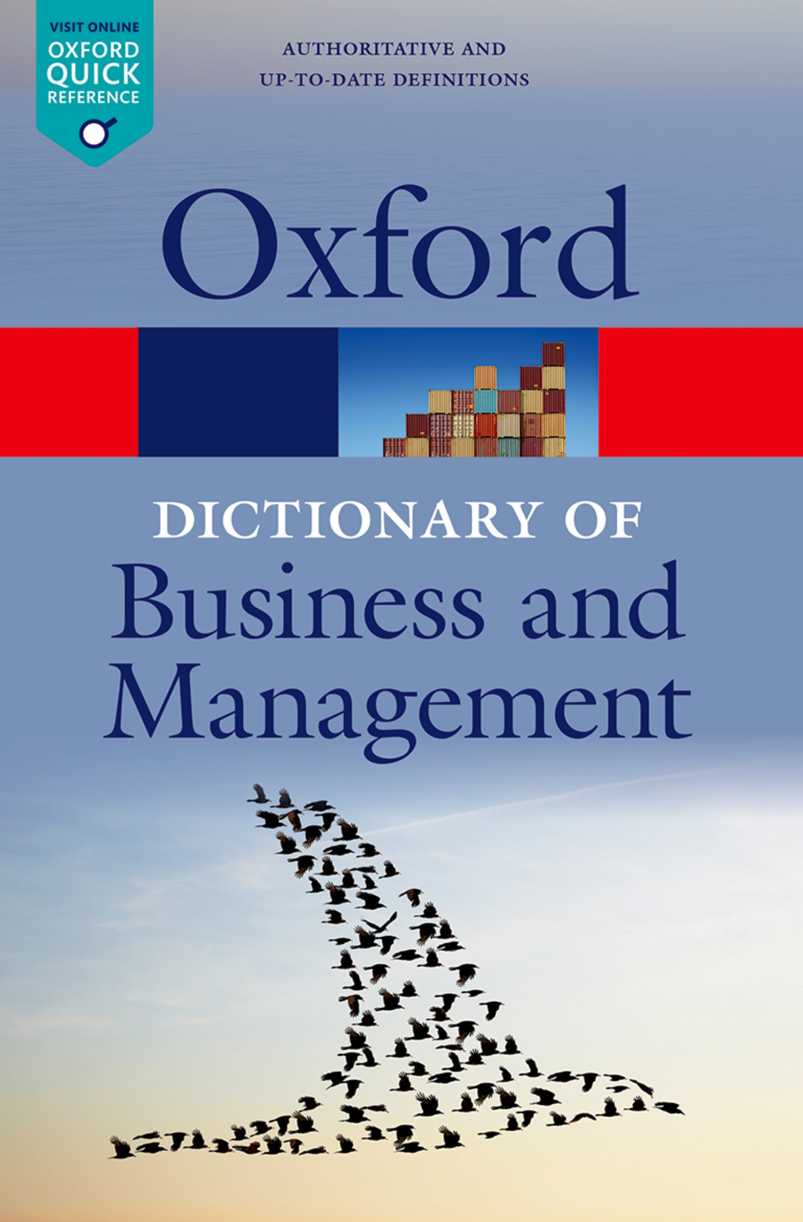 Download Ebook A Dictionary of Business and Management (6th ed.) by Jonathan Law Pdf