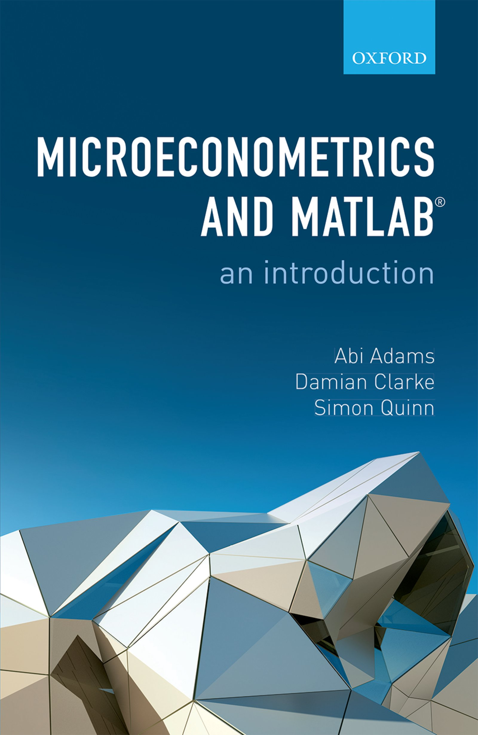 Download Ebook Microeconometrics and MATLAB: An Introduction by Abi Adams Pdf