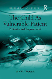 The Child As Vulnerable Patient by Lynn Hagger