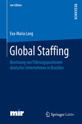 Global Staffing by Eva-Maria Lang