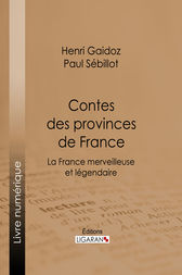 Contes des provinces de France by Henri Gaidoz