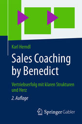 Sales Coaching by Benedict by Karl Herndl