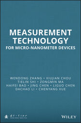 Measurement Technology for Micro-Nanometer Devices by Wendong Zhang