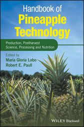 Handbook of Pineapple Technology by Maria Gloria Lobo