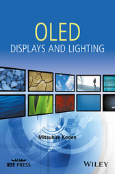 OLED Displays and Lighting by Mitsuhiro Koden