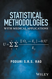 Statistical Methodologies with Medical Applications by Poduri S.R.S. Rao