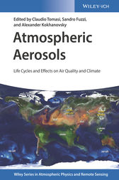 Atmospheric Aerosols by Claudio Tomasi