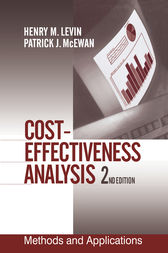 Cost-Effectiveness Analysis by Henry M. Levin