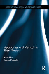 Approaches and Methods in Event Studies by Tomas Pernecky