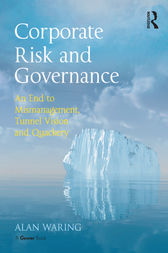 Corporate Risk and Governance by Alan Waring
