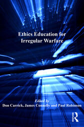 Ethics Education for Irregular Warfare by Don Carrick