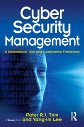 Cyber Security Management by Peter Trim