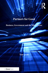 Partners for Good by Tom Levitt