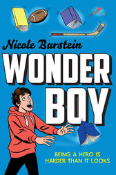 Wonderboy by Nicole Burstein