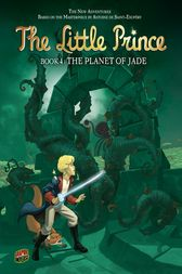 The Planet of Jade by Maud Loisillier