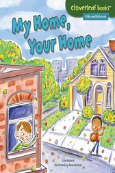 My Home, Your Home by Lisa Bullard