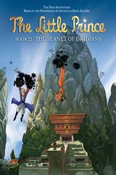 The Planet of Okidians by Christel Gonnard