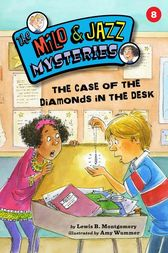 #8 The Case of the Diamonds in the Desk by Lewis B. Montgomery