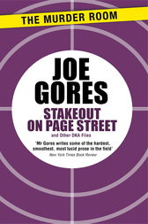 Stakeout on Page Street by Joe Gores