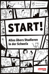 Start! by Claudia Imhof