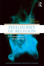 Philosophy of Religion by Keith E. Yandell