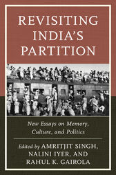 Revisiting India's Partition by Amritjit Singh