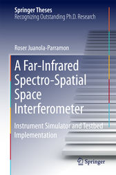 A Far-Infrared Spectro-Spatial Space Interferometer by Roser Juanola-Parramon