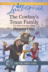 The Cowboy's Texas Family by Margaret Daley