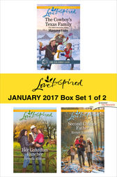 Harlequin Love Inspired January 2017-Box Set 1 of 2 by Margaret Daley