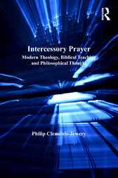 Intercessory Prayer by Philip Clements-Jewery