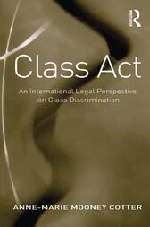 Class Act by Anne-Marie Mooney Cotter