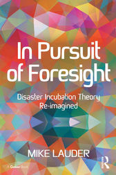 In Pursuit of Foresight by Mike Lauder