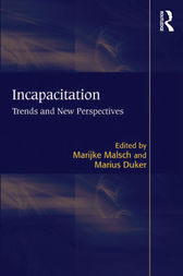 Incapacitation by Marijke Malsch