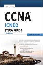 CCNA ICND2 Study Guide by Todd Lammle
