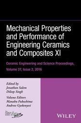 Mechanical Properties and Performance of Engineering Ceramics and Composites XI by Jonathan Salem