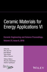 Ceramic Materials for Energy Applications VI by Hua-Tay Lin
