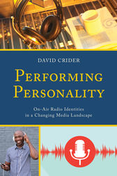 Performing Personality by David Crider